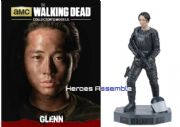 The Walking Dead Collector's Models Collection #07 Glenn Eaglemoss